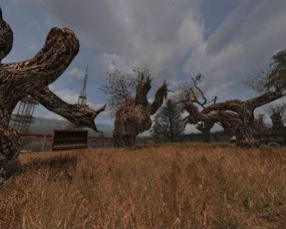 Мод апокалипсис для сталкера тень чернобыля